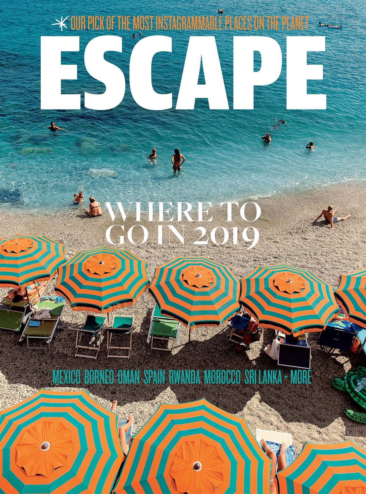 Escape Special: Top 50 Places