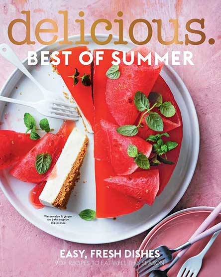Delicious Best of Summer Cookbook