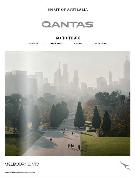 Qantas Magazine Subscription