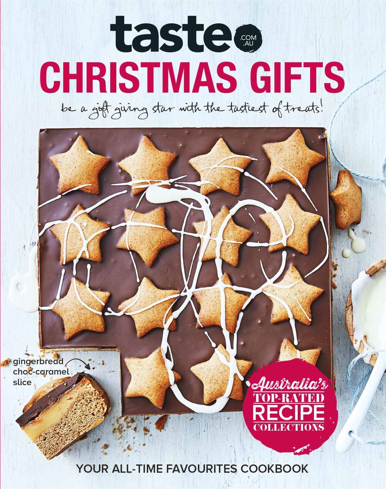 Taste.com.au Christmas Gifts Cookbook 2019