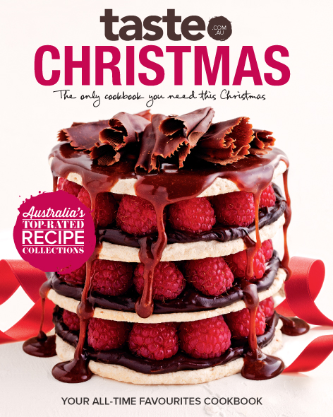 Taste.com.au Christmas Cookbook