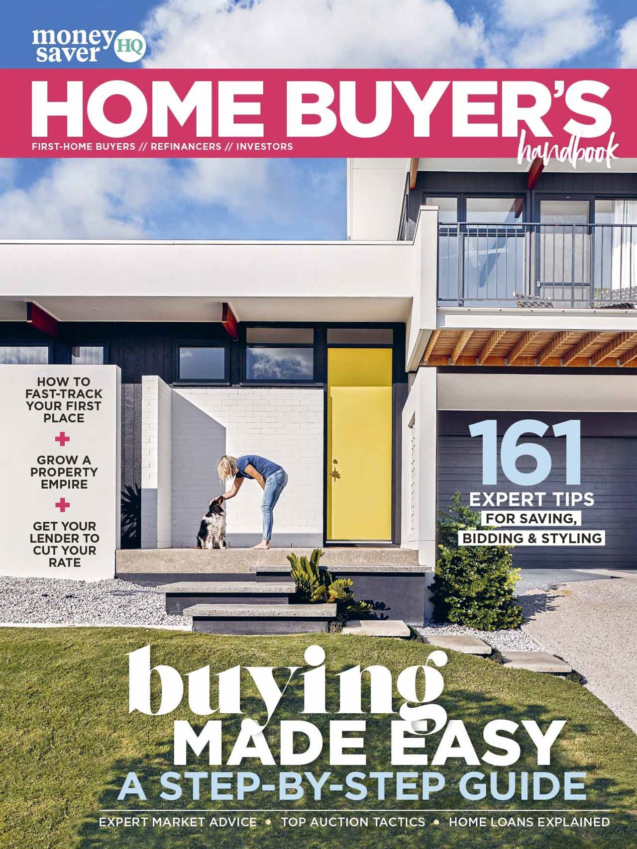 Money Saver HQ - Home Buyer's Handbook