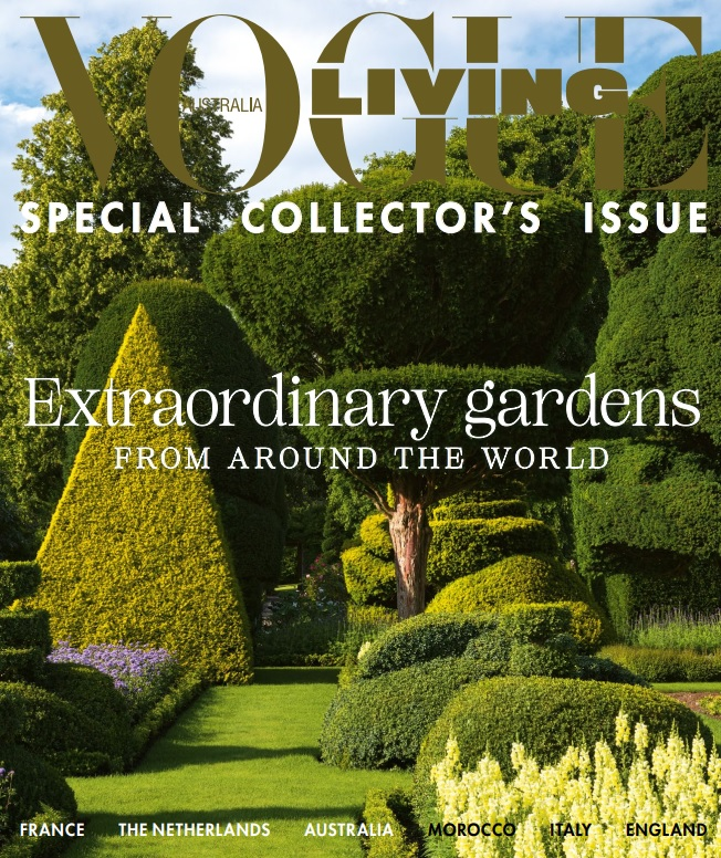 Vogue Living Extraordinary Gardens 2019
